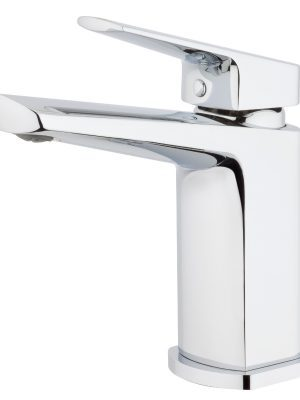 Voda Eclipse Swivel Basin Mixer in Chrome VECL23CH