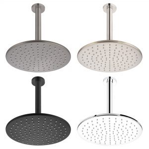 Round Ceiling Mounted Shower Drencher