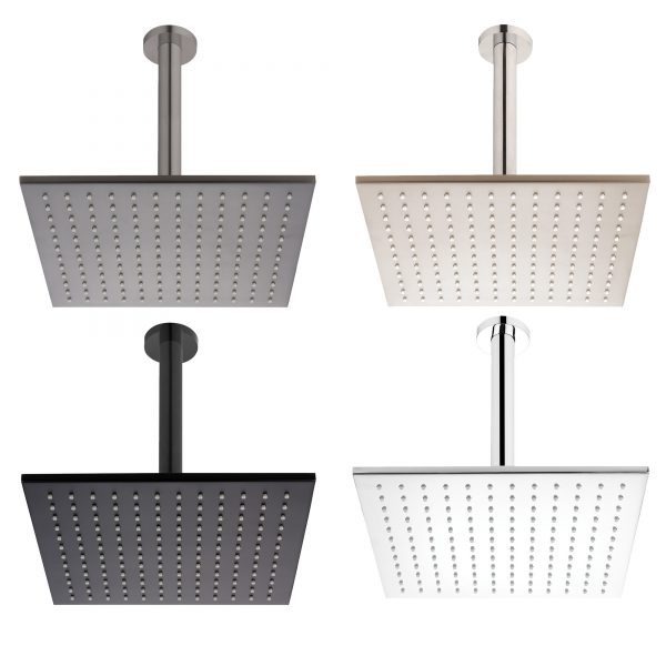 Square Ceiling Mounted Shower Drencher