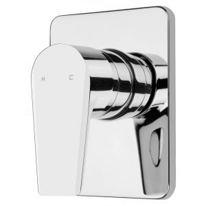 Voda Olympia Vortex Shower Mixer in Chrome VOP40CH