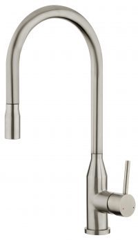 VSS011 Stainless Minimal Pull Down Sink Mixer
